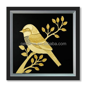 Wall Decor Bird Wood Carving Wood Arts For Wholesale - Buy Wood ...