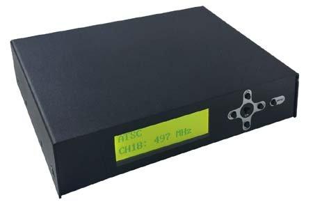 Professional HDMI To RF Coax TV Modulator