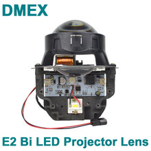 DMEX Venda Quente 12 V 32 W 4800LM 3.0 polegada Universial E2 Bi-LED Lente Do <span class=keywords><strong>Projetor</strong></span> Do <span class=keywords><strong>Farol</strong></span>