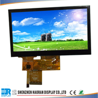 5 inch lcd TFT Displays panel for car dvd player