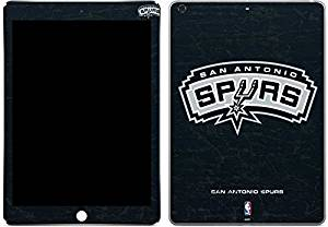 NBA San Antonio Spurs iPad Air Skin - San Antonio Spurs Primary Logo Vinyl Decal Skin For Your iPad Air
