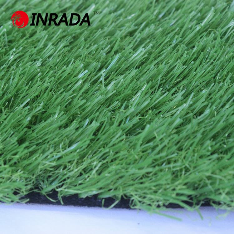 Artificial football field soccer grass