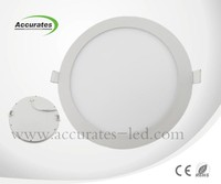 Hight quality and low price 20W LED down light square glass ceiling light covers