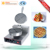2017 hot selling factory price electric 220v portable commercial waffle maker(ZQW-UB-1)