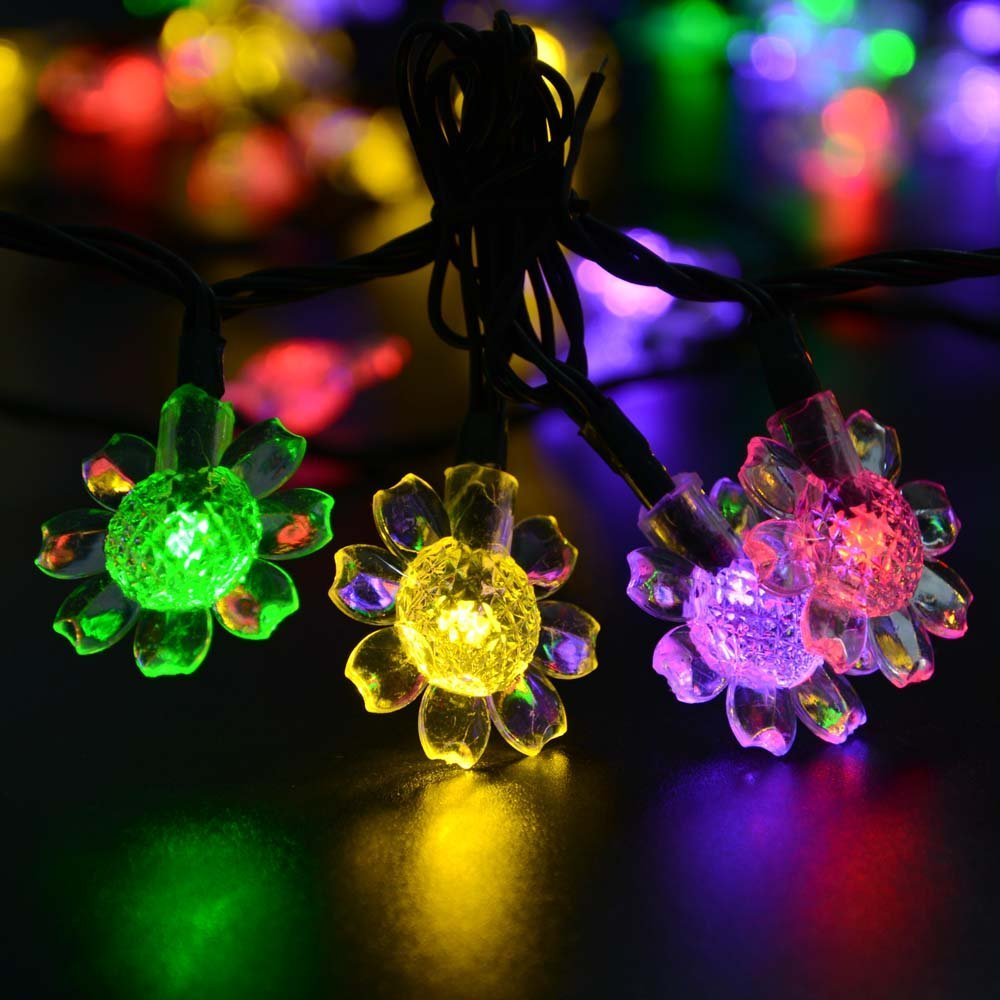 solar christmas lights solar christmas lights suppliers and manufacturers at alibabacom - Solar Christmas Light