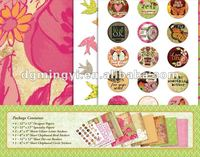 12X12 Embellished Quick Page Kits