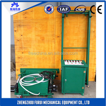 wall covering machine