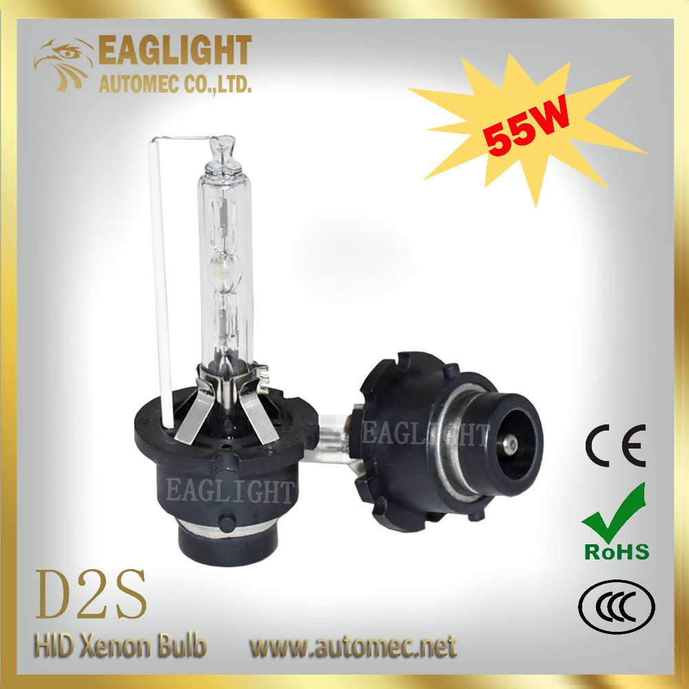 Unique products D2R 55W high bright 3800LM powerful hid headlights