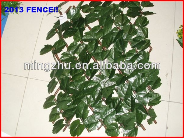 2013 Garden Supplies PVC fence New building material vermiculite wallcoverings