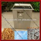 Food working shop carrot chips cutter French fries making machine