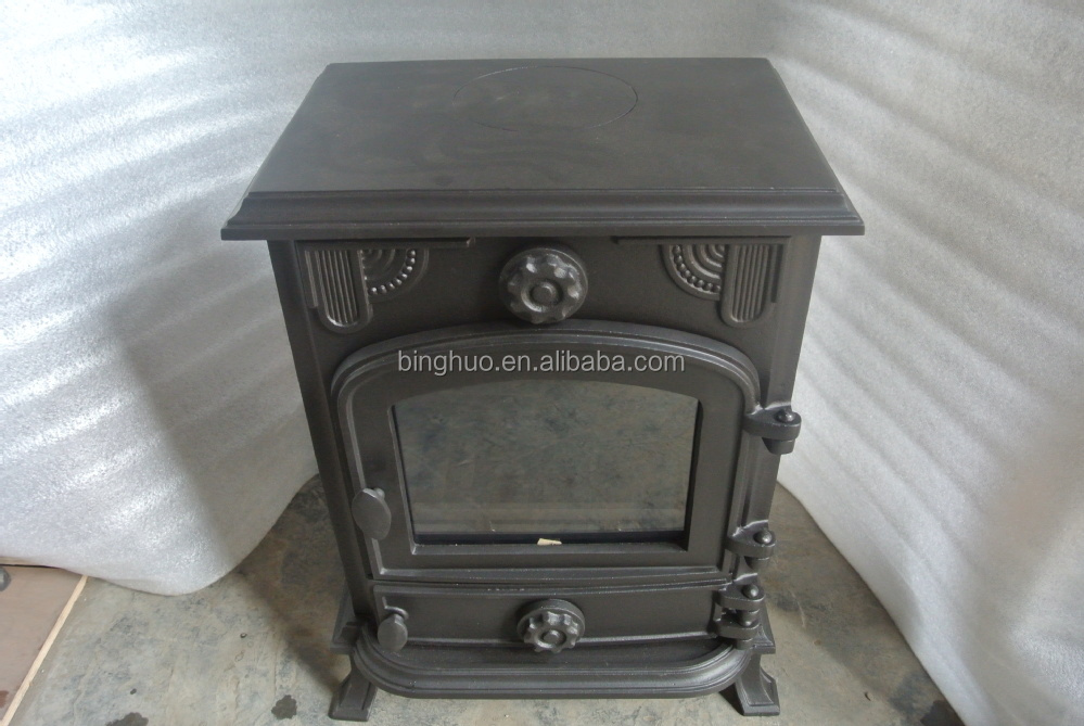 Antique Knob Cast Iron Wood Stove,Fireplace.wood Heater