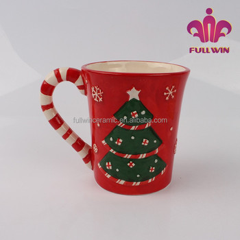 Christmas Mugs.Christmas Mugs Wholesale Christmas Mugs For Kids Handpainted Xmas Mug With Embossed Tree Buy Christmas Mugs Wholesale Christmas Mugs For Kids Cheap