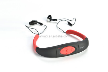 sport stereo wireless bluetooth4.0 version earphone for running swimming