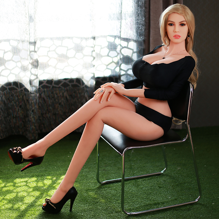 Top TPE 165CM 5.41ft Fantasy Girl Sex Doll Big Breasts Silicone Girl Sex Dolls For Men
