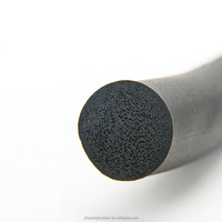 anti-aging closed cell EPDM foam rubber O-ring cord