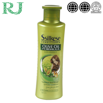 Factory Supply Hair Shampoo And Conditioner With Olive Essence