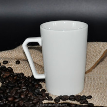 Eco-Friendly Feature 12 OZ sublimation white/black ceramic coffee mug