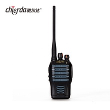 CHIERDA CD-528 PMR 446 Sans Licence VHF UHF Talkie-<span class=keywords><strong>walkie</strong></span> Conception Étanche