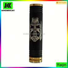 New arrival mod product vho black raijin mod from china factory clone design