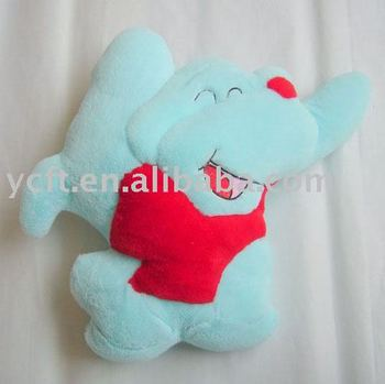 Plush Animal Body Pillows : 07063 Plush And Stuffed Animal Pillow With Cartoon Elephant Shape - Buy Animal Pillow Elephant ...