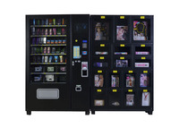 Telemetry system condom and adult toys automatic vending machine for airport / hotel /railway station