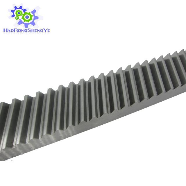 Aluminum /Steel material gear rack from HRSY