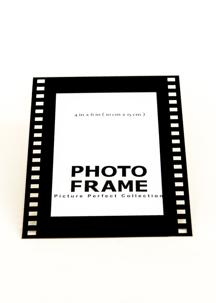 4x6 Clear Acrylic Picture Frame magnet hollywood; Magnetic Film Acrylic Photo Frames (48)