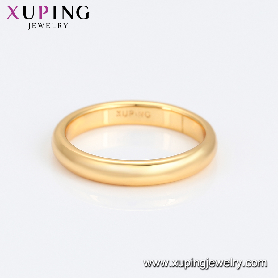 16123  Xuping smart 24k gold ring