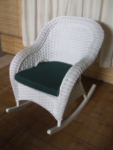 Rattan Furniture Rocking Chair Mambo