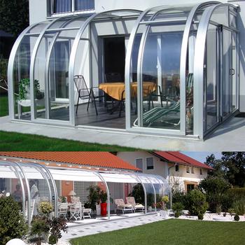 Portable Plastic Sunroom Profile Glass Green Home Lowes Sunroom