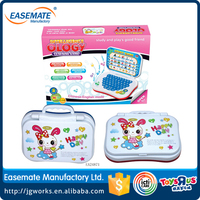 Hot Sale 120 functions English And Spanish language children Educational learning computer toy