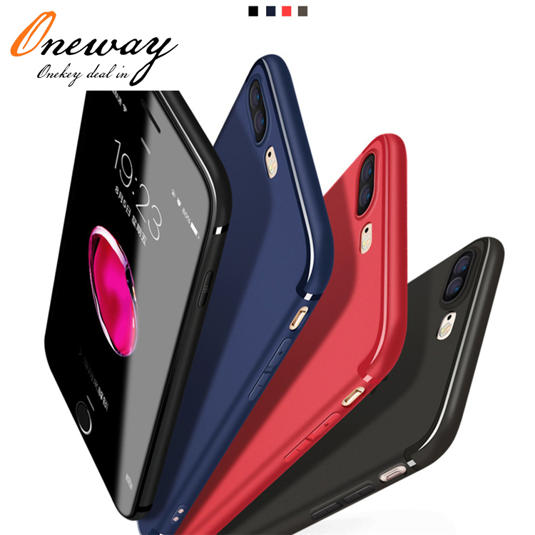 phone <strong>accessories</strong> mobile phone cover for iphone 7 case 360 degree full protective case