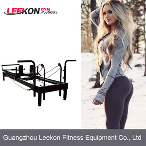 LEEKON LK-7007-31 half trapeze Studio comfortable Fitness machine advanced pilates reformer