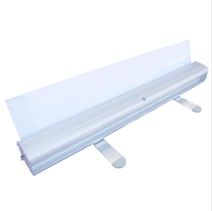 Wholesale Customized Advertising Promotion Paper Retractable Roll Up Banner Stand, Roller Banner