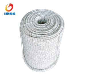 High Strength Double Braided Nylon Rope 12mm For Pulling 3000kg Breaking Load Capacity