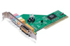 4280 chipset PCI 4CH sound card with game port