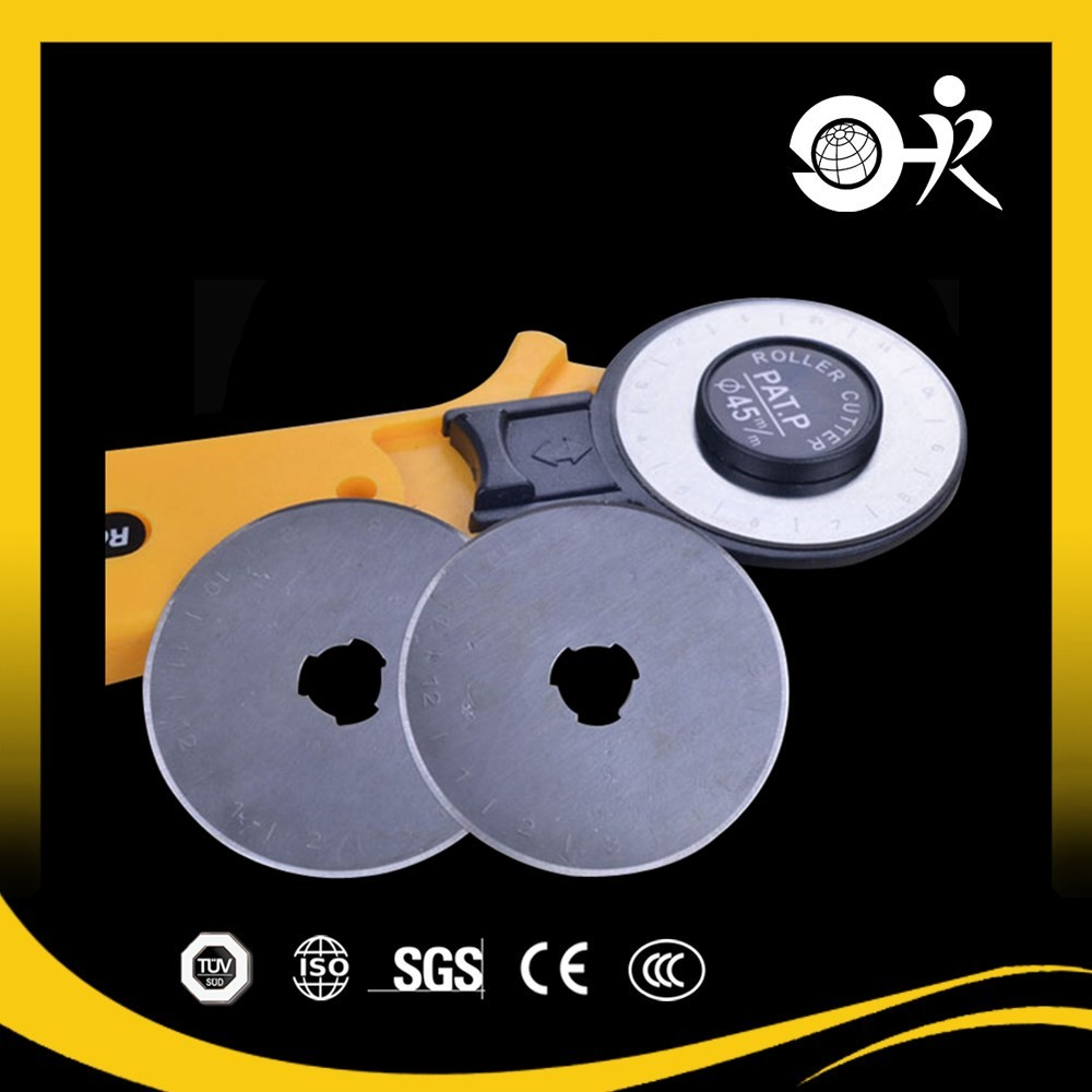 45mm Rotary Cutter Blade for Fiskars for Wholesale and Customization Acceptable