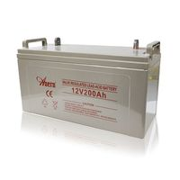 deep cycle battery price 12V 200ah battery 24v solar battery 200ah