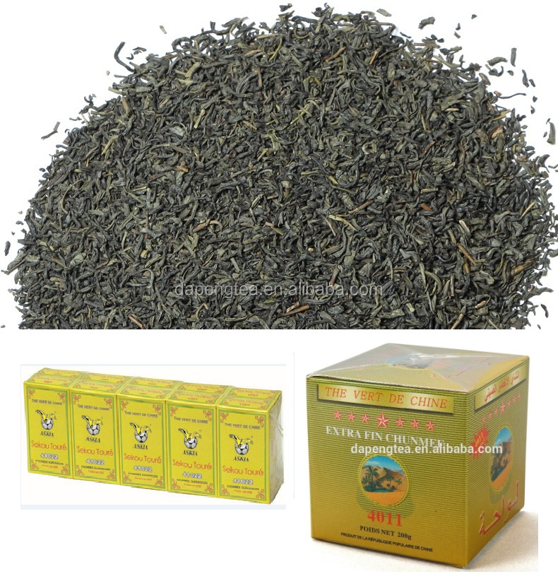 Chinese famous chunmee tea supplier classic quality