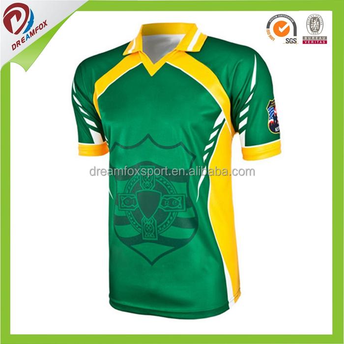 Wholesale New Models Cheap Custom Cricket Jersey Designs