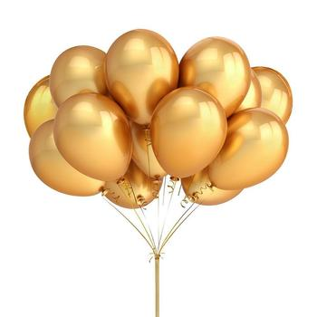 12 Inch 2019 New Arrival Thick Gold Latex Balloon For Wedding and Birthday Party Decoration