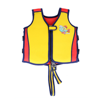 New arrival swimming training light neoprene life jacket for child