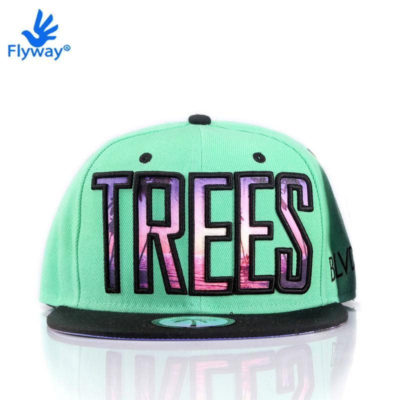 1b77600557e Get Quotations · BLVD Supply Snapback Hat BLVD Snapback Baseball Cap Teal  Blue Big Tree adjustable Original Cap Hip