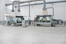 Solid Wood Parquet Flooring Production Line