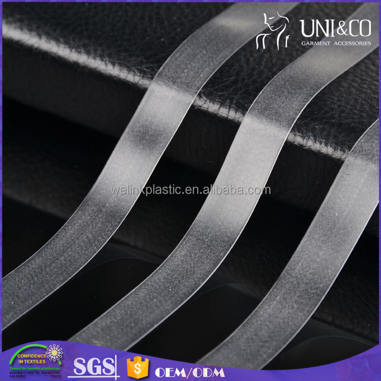 Hot melt adhesive elastic clear tape and framilon tpu tape for garment