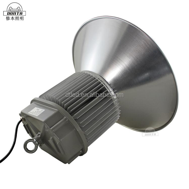 High Power High Lumen Industrial Light Fixtures