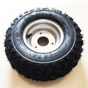 4 Wheel ATV 145/70-6 Tire 50cc 90cc 6 inch rim