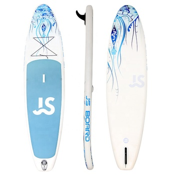 Wholesale Price And High Quality ISUP inflatable PVC Soft Top Surfboard Softboard
