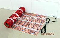 Manufacturer 150W/M2 Underfloor Heat Mats Electric Radiant Floor Heating