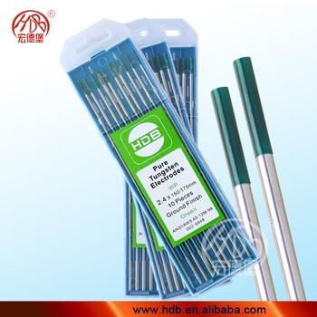 Aluminium Elektroda Las 99 98 Murni Tungsten Tig Elektroda Buy Aluminium Las Elektroda Murni Tungsten Tig Elektroda 99 98 Elektroda Tungsten Product On Alibaba Com